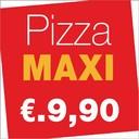 Pizze MAXI da €. 9,90