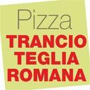 Pizza in a Roman dish